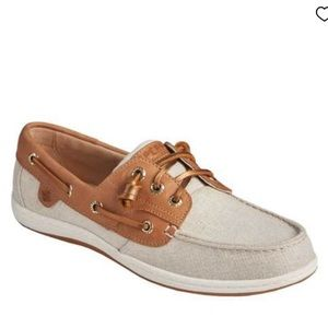 NEW! Sperry Songfish Sparkle Boatshoe Size 12